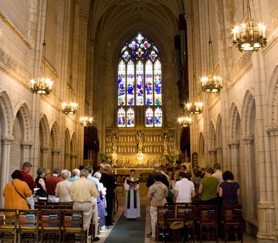 Photo of Lindsey Chapel