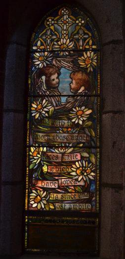 Burnham Window Emmanuel Churchemmanuel Church
